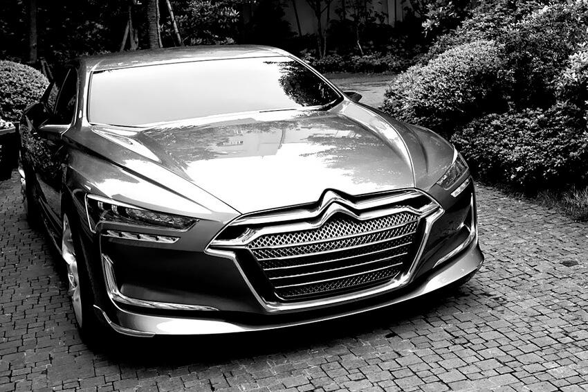 Машина Ситроен фото