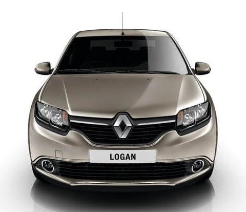 Машина Логан фото