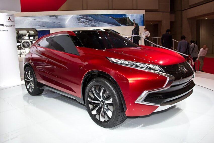 Машина Мицубиси фото